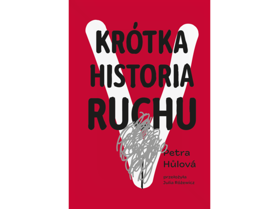 okładka Krótka historia Ruchuebook | epub, mobi | Petra Hulova