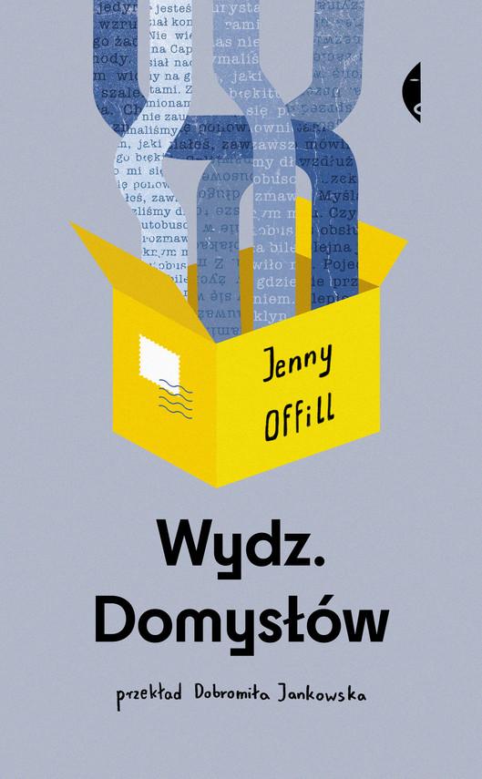 okładka Wydz. Domysłówebook | epub, mobi | Offill Jenny