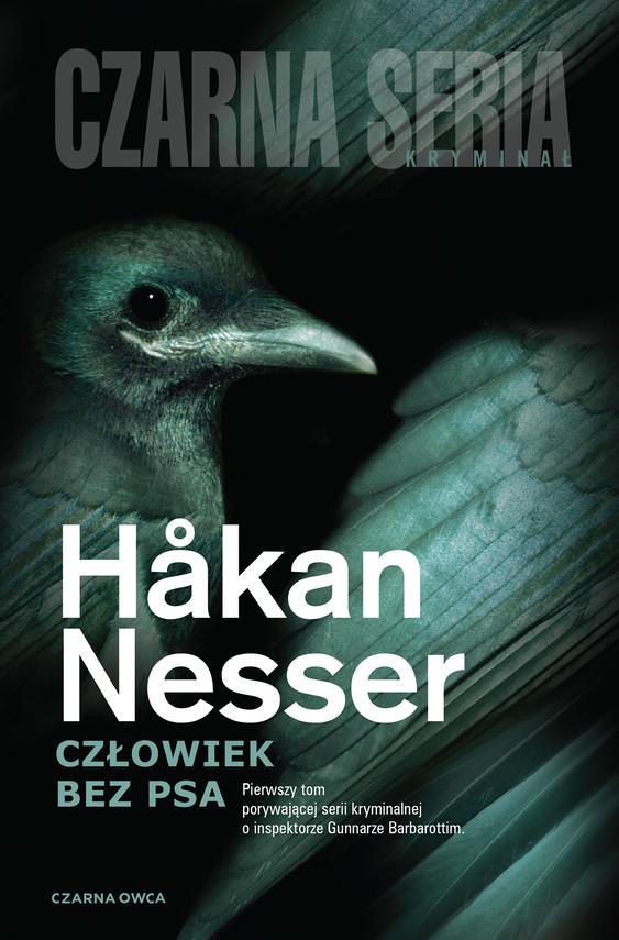 okładka Człowiek bez psaebook | epub, mobi | Håkan Nesser