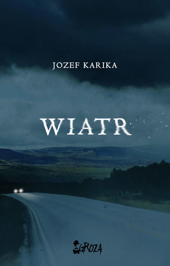 okładka Wiatrebook | epub, mobi | Jozef Karika