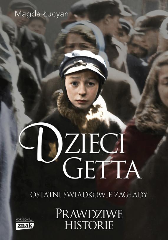 okładka Dzieci Gettaebook | epub, mobi | Magda Łucyan