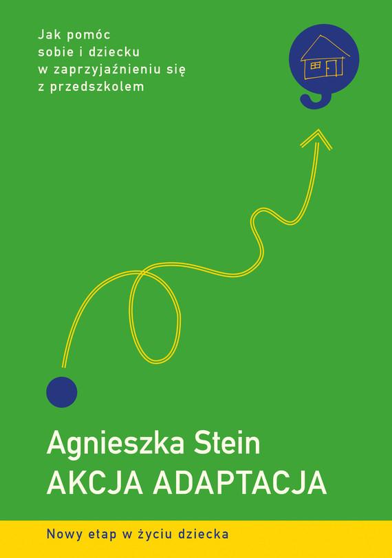 okładka Akcja adaptacjaebook | epub, mobi | Agnieszka Stein