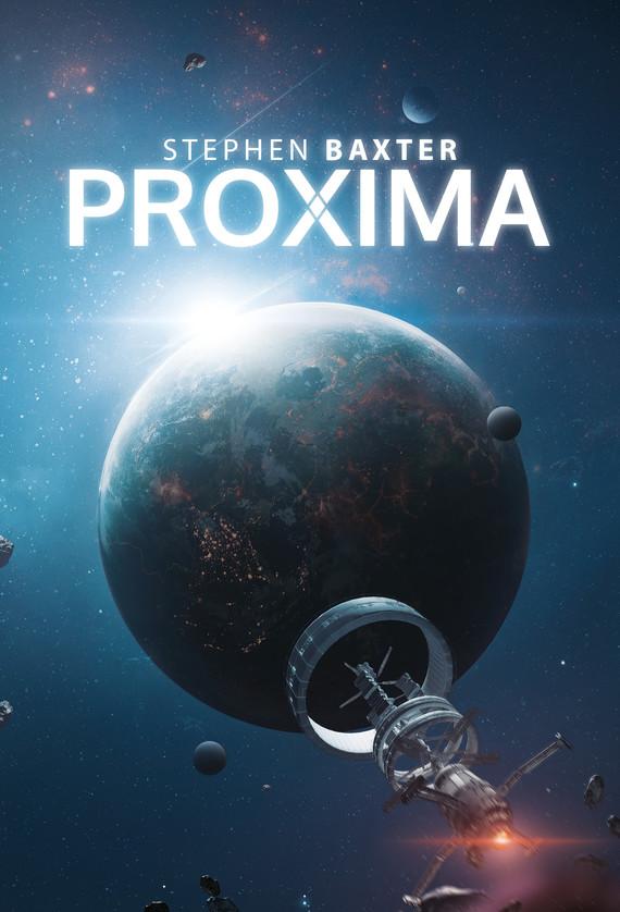 okładka Proximaebook | epub, mobi | Stephen Baxter