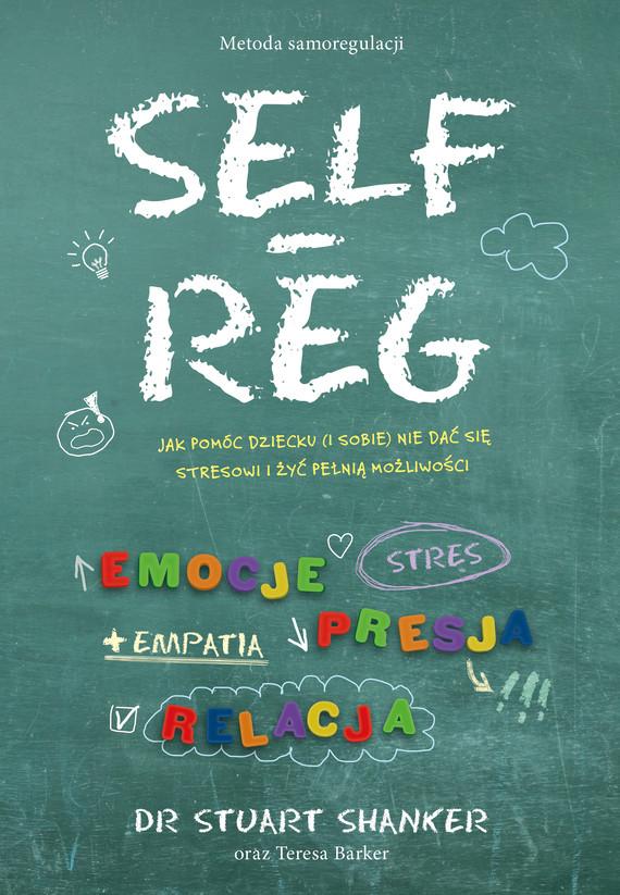 okładka SELF-REGebook   epub, mobi   Shanker Stuart, Teresa Barker
