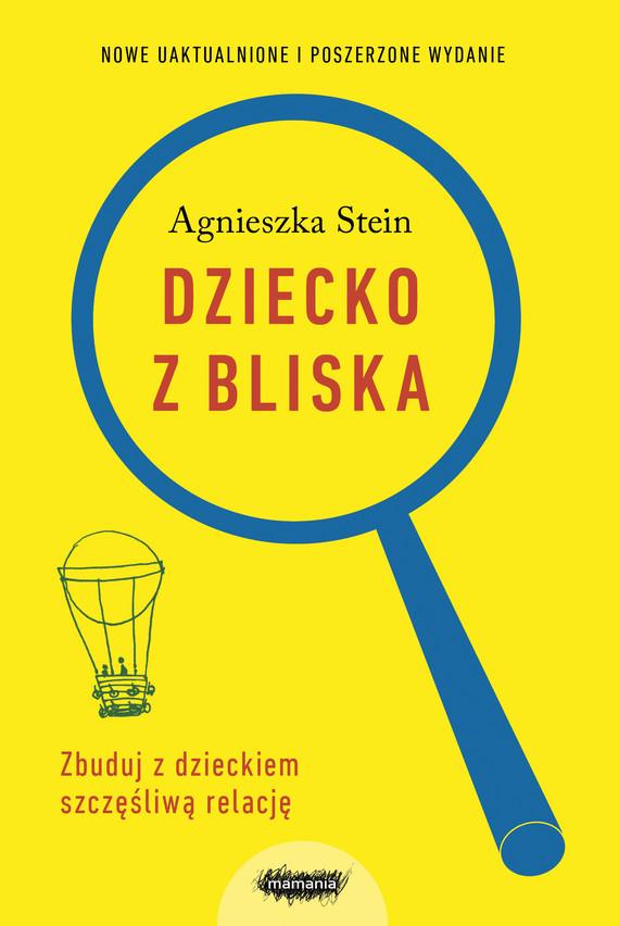 okładka Dziecko z bliskaebook | epub, mobi | Agnieszka Stein