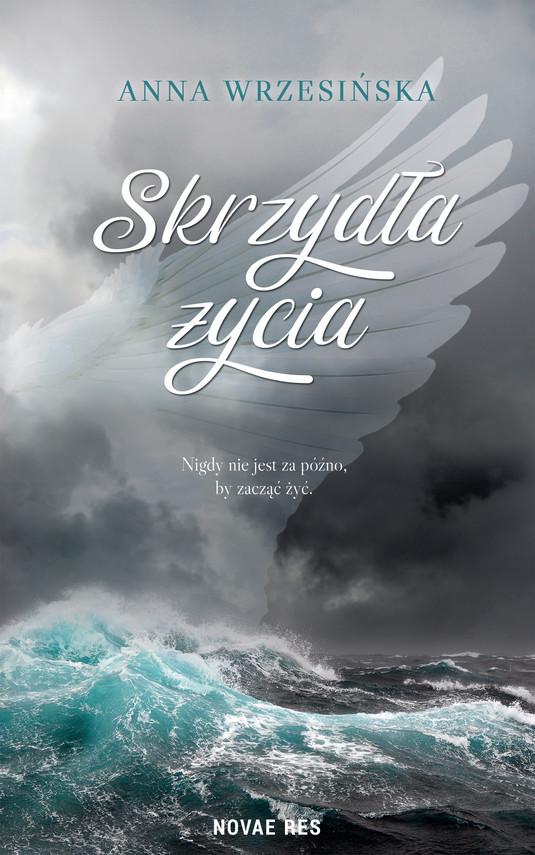 okładka Skrzydła życiaebook | epub, mobi | Anna Wrzesińska