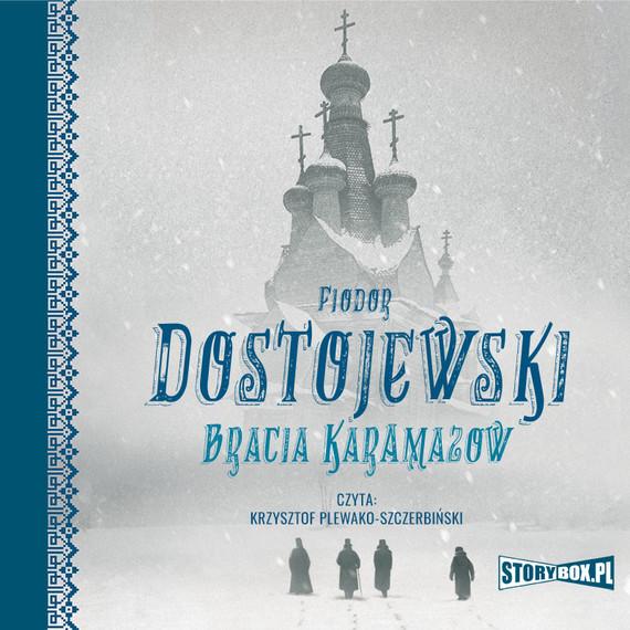 okładka Bracia Karamazowaudiobook   MP3   Fiodor Dostojewski