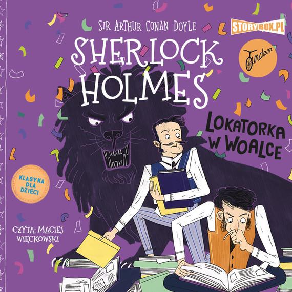 okładka Klasyka dla dzieci. Sherlock Holmes. Tom 9. Lokatorka w woalceaudiobook   MP3   Arthur Conan Doyle