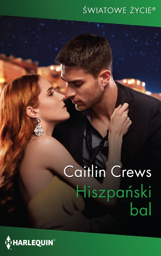 okładka Hiszpański balebook   epub, mobi   Caitlin Crews