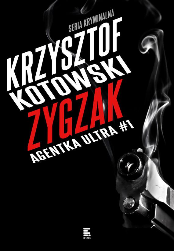 okładka Zygzakebook | epub, mobi | Krzysztof Kotowski