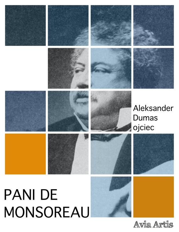 okładka Pani de Monsoreauebook   epub, mobi   Aleksander Dumas (Ojciec)