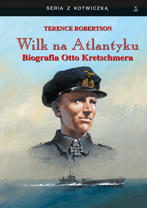 okładka Wilk ma Atlantykuksiążka      Robertson Terence