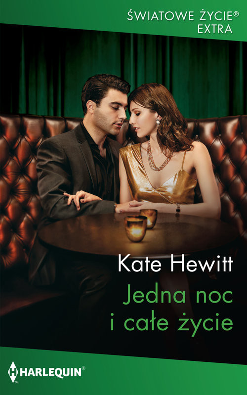okładka Jedna noc i całe życieksiążka      Kate Hewitt