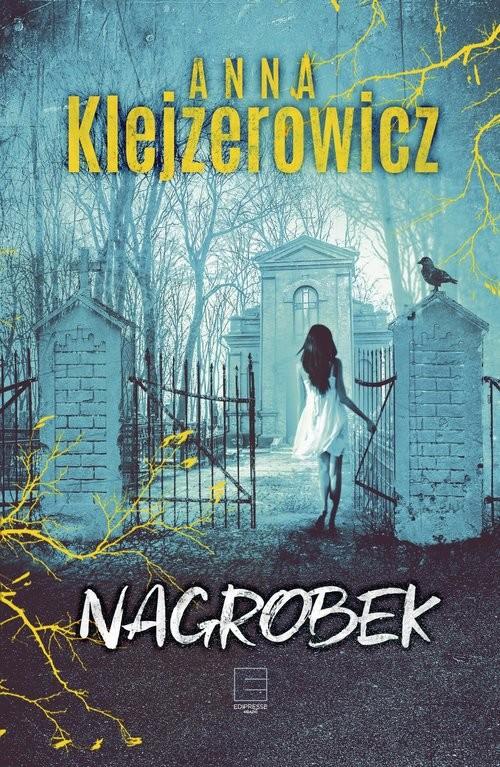 okładka Nagrobekksiążka |  | Anna Klejzerowicz