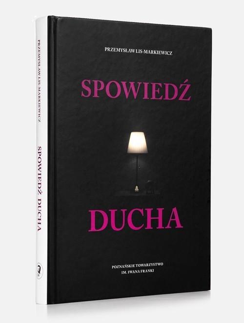 okładka Spowiedź duchaksiążka |  | Markiewicz Przemysław Lis