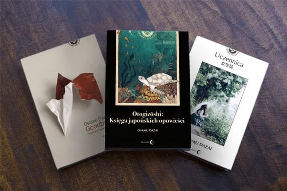 okładka KLASYKA LITERATURY JAPOŃSKIEJ Osamu Dazai - Pakiet 3 książekebook   epub, mobi   Osamu Dazai