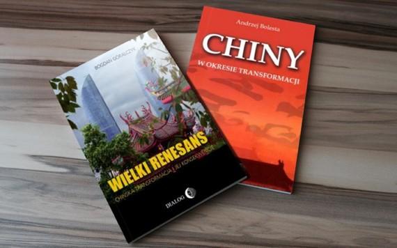 okładka CHIŃSKA TRANSFORMACJA – Pakiet 2 książekebook | epub, mobi | Bogdan Góralczyk, Andrzej Bolesta
