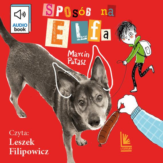 okładka Sposób na Elfaaudiobook | MP3 | Marcin Pałasz
