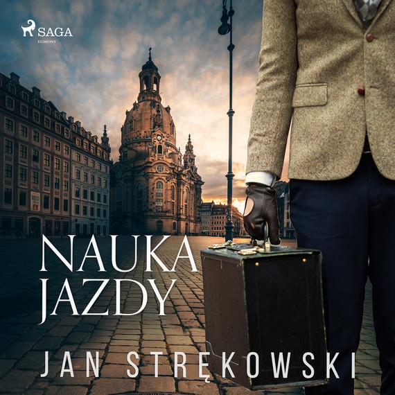 okładka Nauka jazdyaudiobook | MP3 | Strękowski Jan