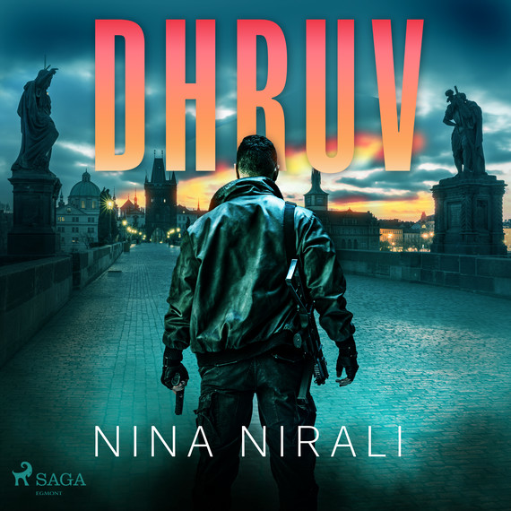 okładka Dhruvaudiobook | MP3 | Nina Nirali