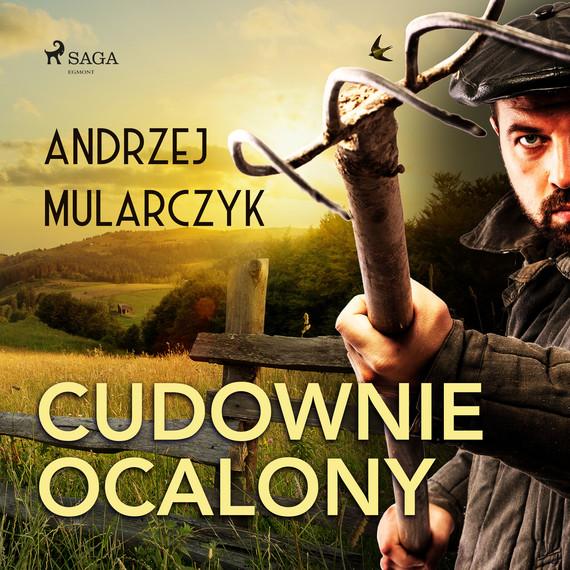 okładka Cudownie ocalonyaudiobook | MP3 | Andrzej Mularczyk