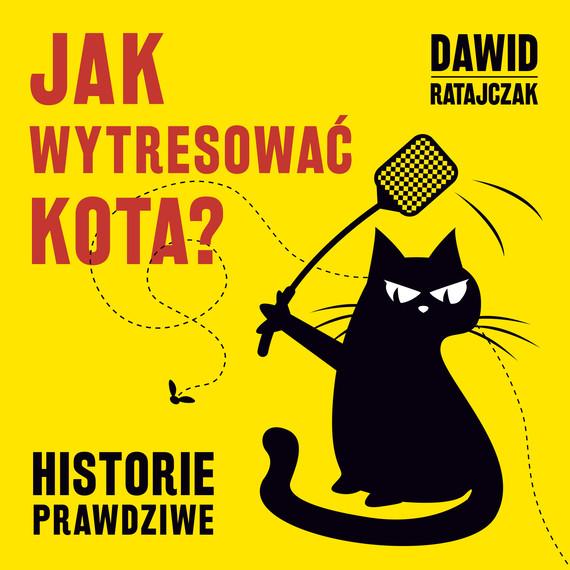 okładka Jak wytresować kota? Historie prawdziweaudiobook | MP3 | Dawid Ratajczak