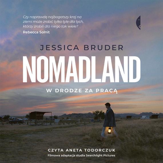okładka Nomadlandaudiobook | MP3 | Jessica Bruder