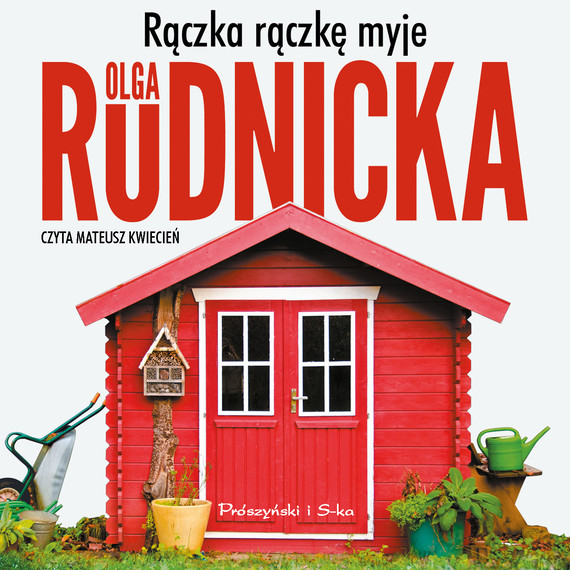 okładka Rączka rączkę myjeaudiobook | MP3 | Olga Rudnicka