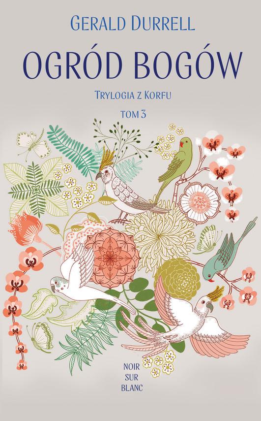 okładka Ogród bogówebook | epub, mobi | Gerald Durrell