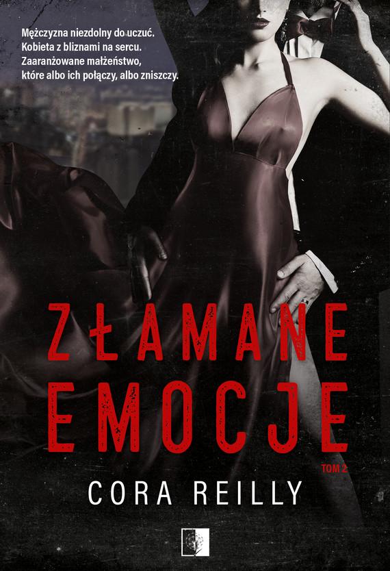 okładka Złamane emocjeebook | epub, mobi | Cora Reilly