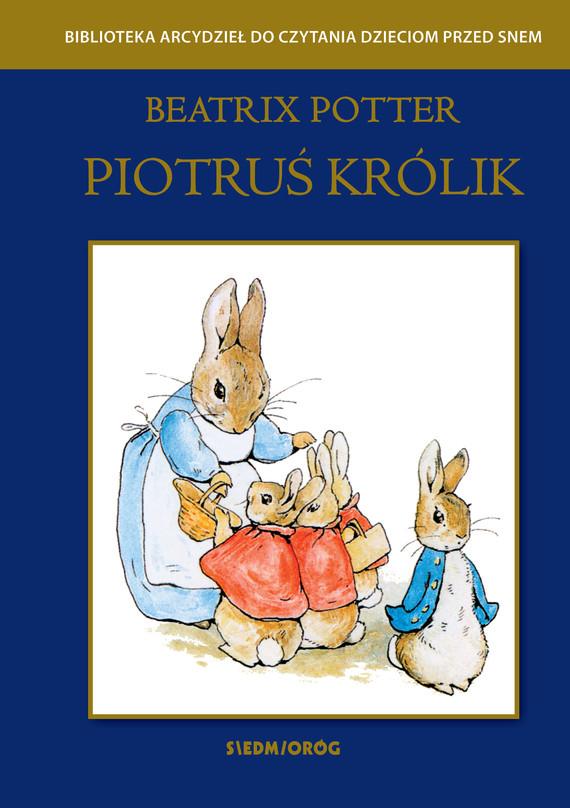 okładka Piotruś królikebook | epub, mobi | Beatrix Potter