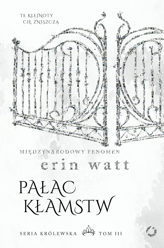 okładka Pałac kłamstwebook   epub, mobi   Erin Watt