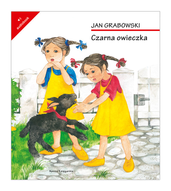okładka Czarna owieczkaaudiobook | MP3 | Jan Grabowski