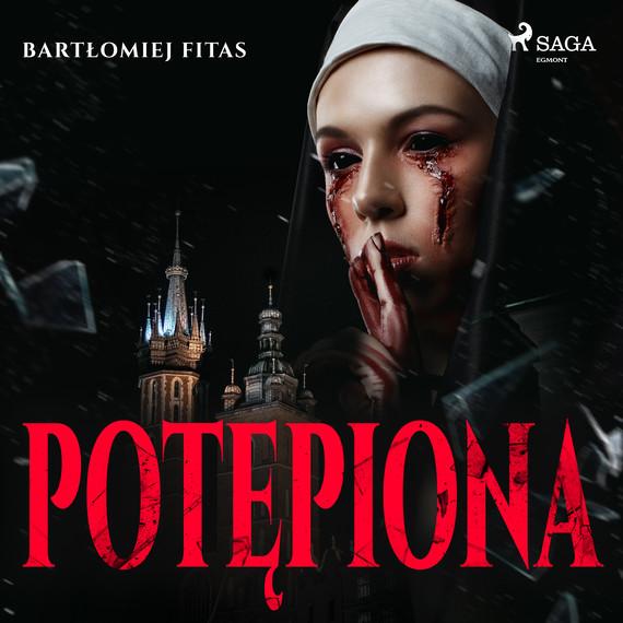 okładka Potępionaaudiobook | MP3 | Fitas Bartłomiej