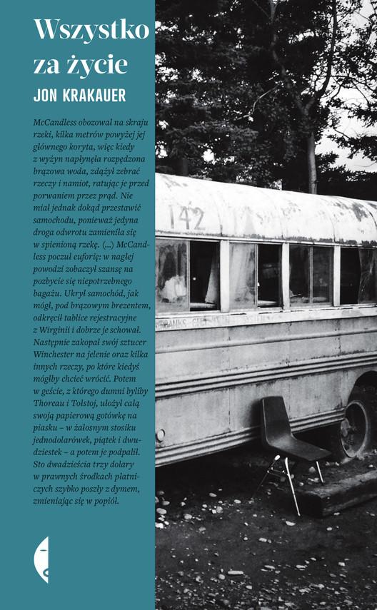 okładka Wszystko za życieebook | epub, mobi | Jon Krakauer