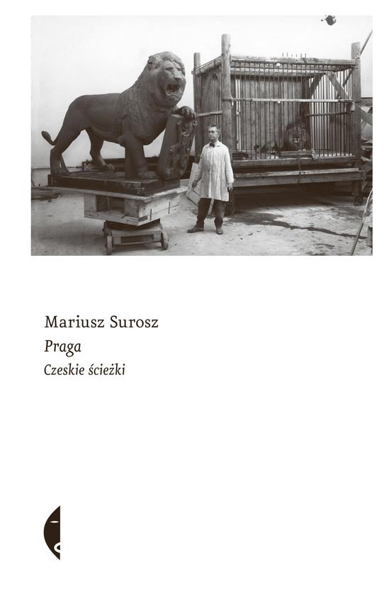 okładka Pragaebook | epub, mobi | Mariusz Surosz