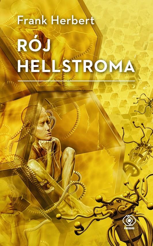 okładka Rój Hellstromaebook | epub, mobi | Frank Herbert