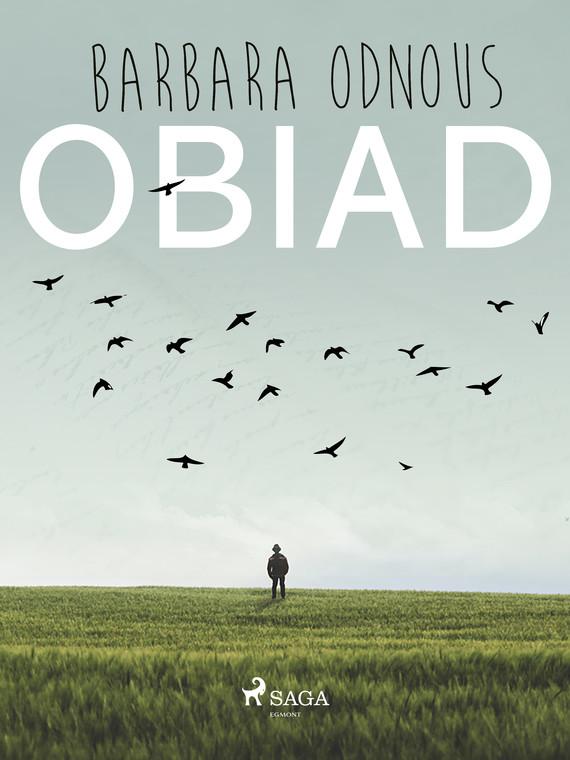 okładka Obiadebook | epub, mobi | Barbara Odnous