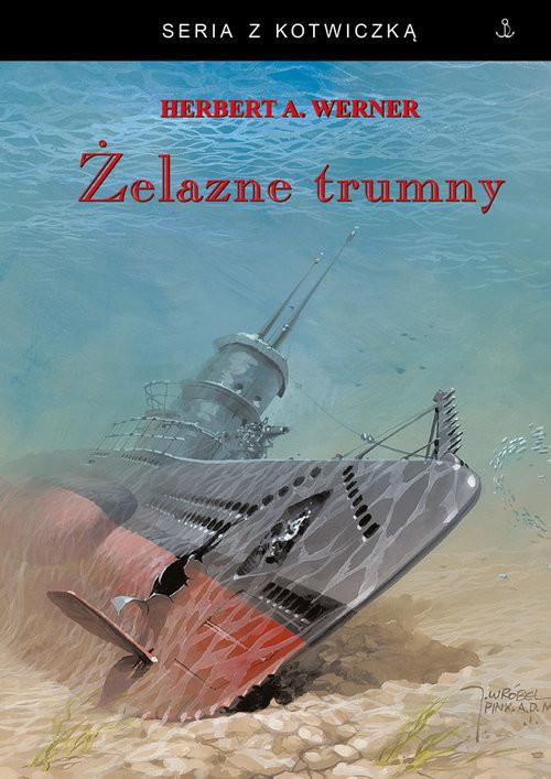 okładka Żelazne trumnyksiążka      Herbert A. Werner