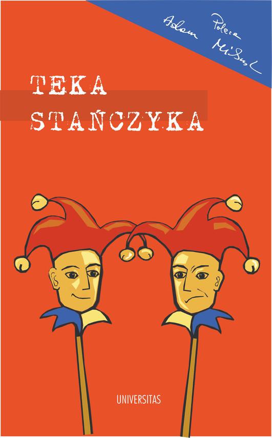 okładka Teka Stańczykaebook | pdf | Andrzej Dziadzio