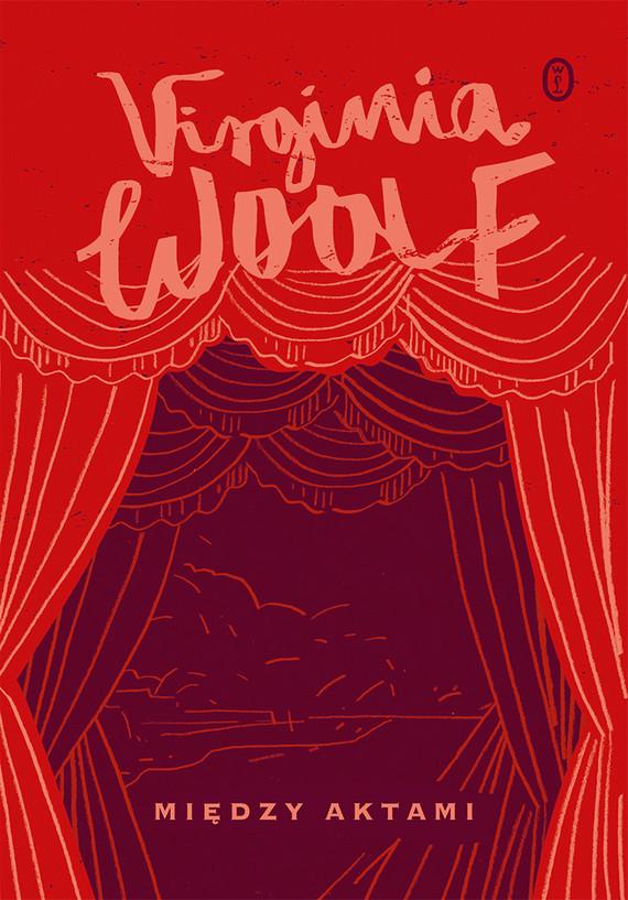 okładka Między aktamiebook | epub, mobi | Virginia. Woolf