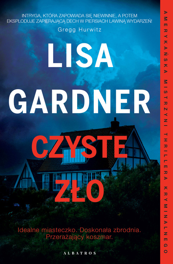 okładka CZYSTE ZŁOebook | epub, mobi | Lisa Gardner