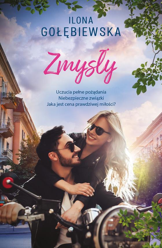 okładka Zmysłyebook | epub, mobi | Ilona Gołębiewska