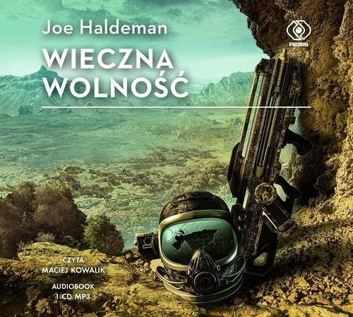 okładka Wieczna wolnośćksiążka |  | Joe Haldeman