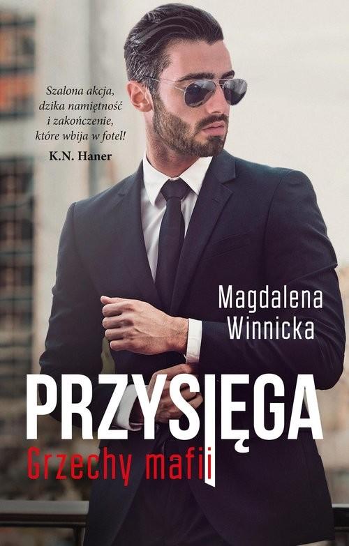 okładka Przysięga Grzechy mafiiksiążka |  | Magdalena Winnicka