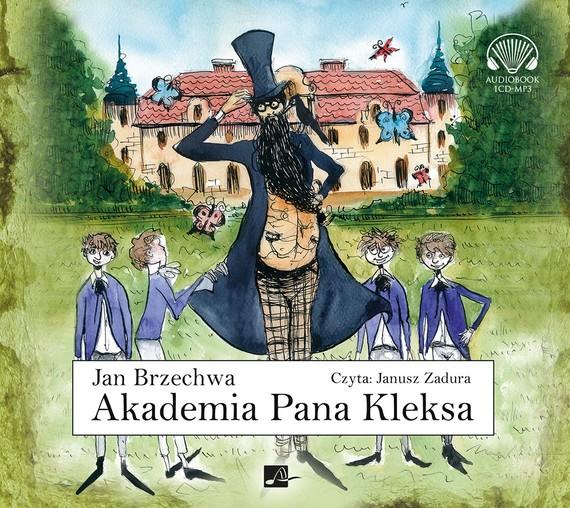 okładka Akademia pana Kleksaaudiobook   MP3   Jan Brzechwa