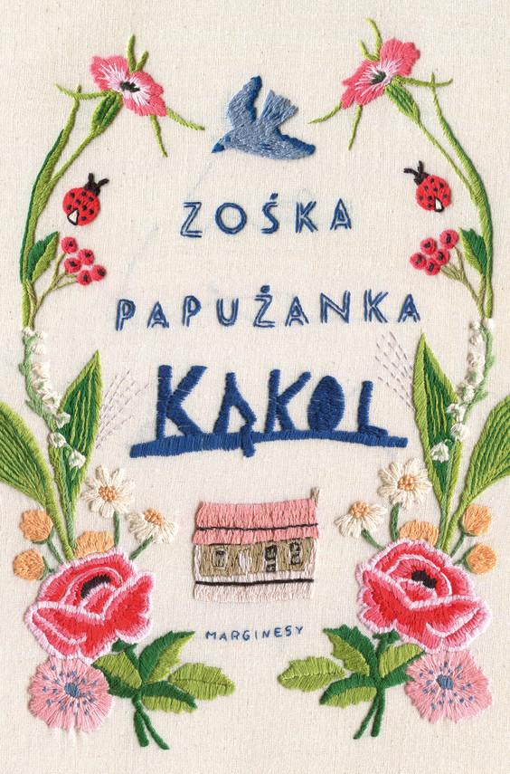 okładka Kąkolebook | epub, mobi | Zośka Papużanka