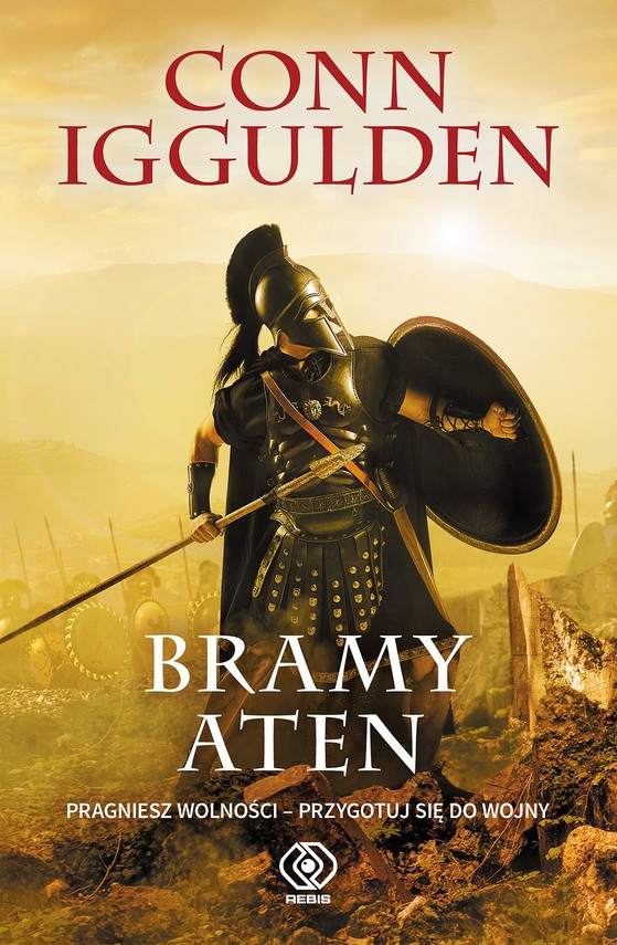 okładka Bramy Atenebook | epub, mobi | Conn Iggulden