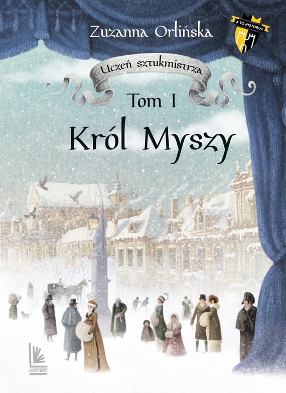 okładka Król myszyebook | epub, mobi | Zuzanna Orlińska