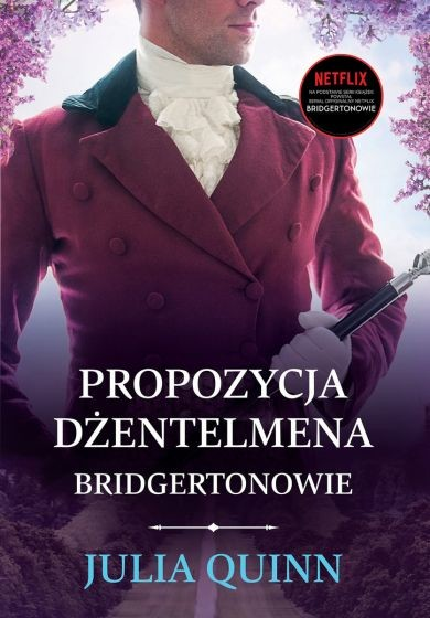 okładka Propozycja dżentelmena książka |  | Julia Quinn